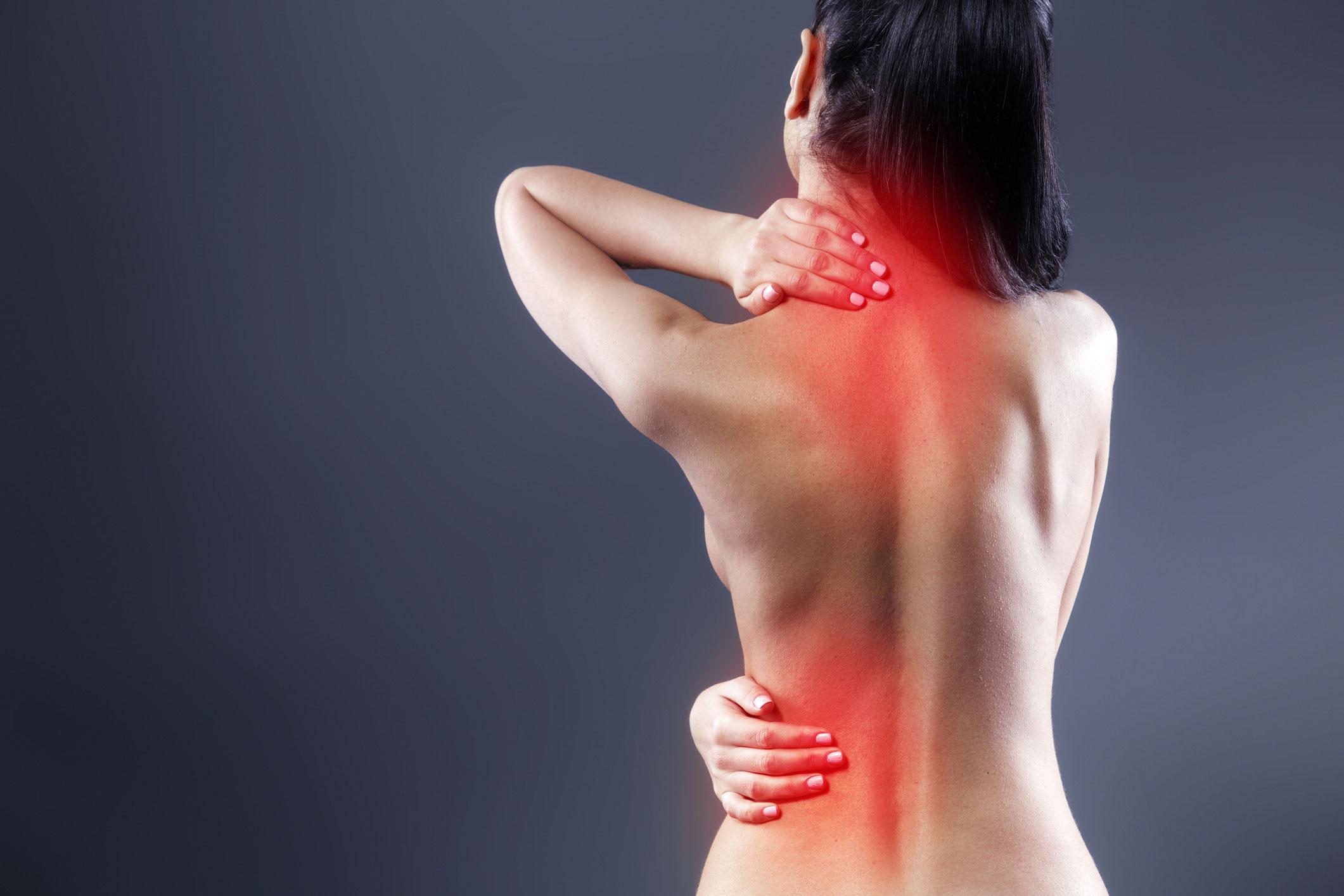 Dorsalgia Fisioterapia Nutrición Podología Actividad Física Y Deporte Salud Fisaude