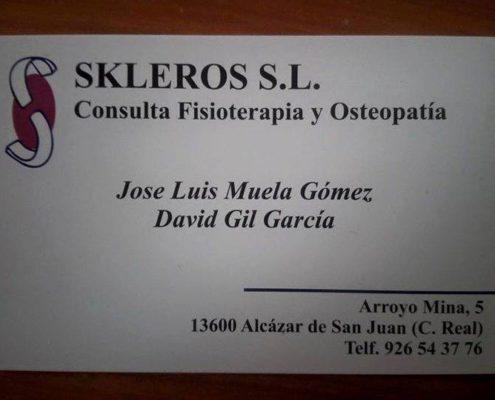 Skleros Fisioterapia