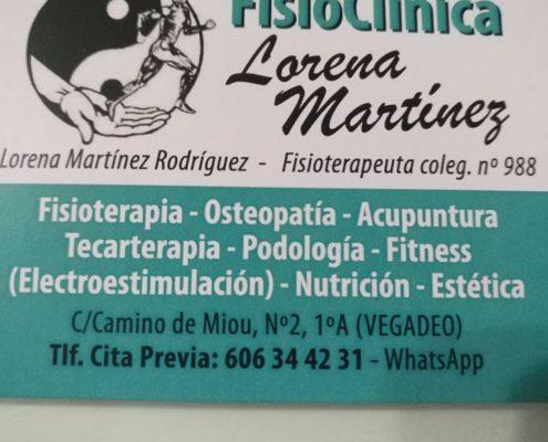 FisioClínica Lorena Rod