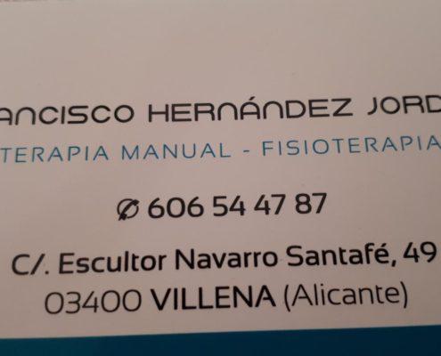 Fco Hernández Jordán